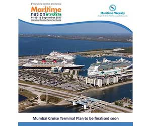 Mumbai cruise terminal will develop soon…