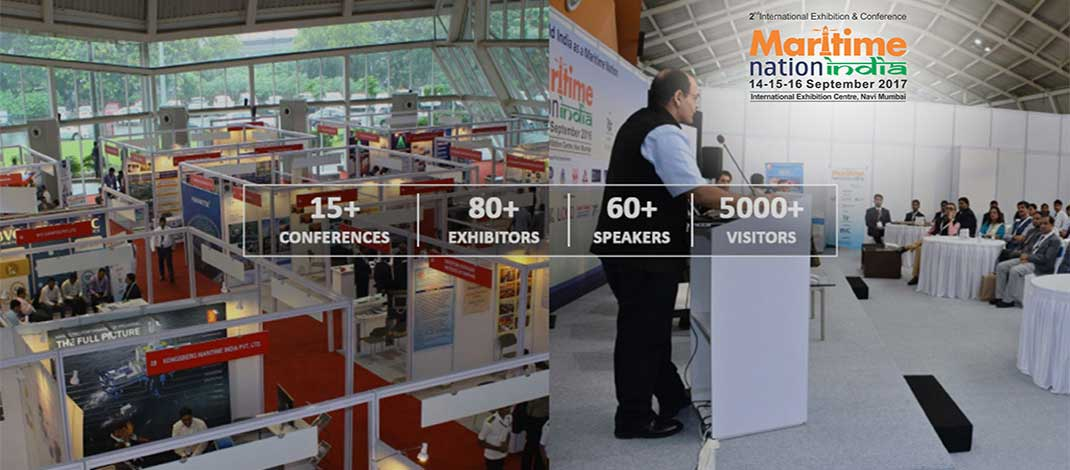 South Asia's Leading Exhibition and Conference for the Maritime and Logistics Ecosystem