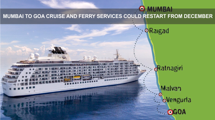 Mumbai To Goa Cruise And Ferry Services Could Restart From