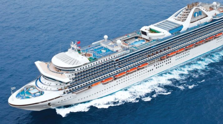 Cruise Ship Norwegian Encore To Home Port At Miami Maritimeweekly - What are cruise ships