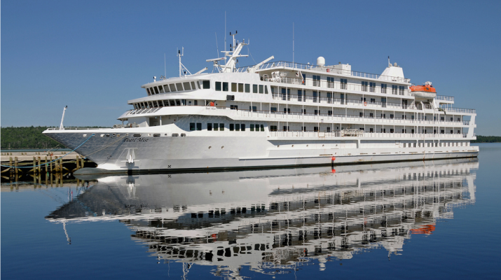 Canadas Cruise Ship Industry Group Receives Support To Develop - Cruise ship industry
