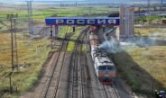 Mongolia and Russia agree to collaborate on rail freight transit