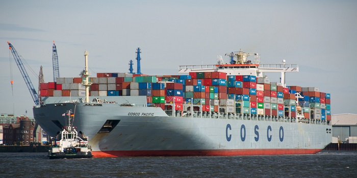 China's COSCO Group ordered for ships with option for fuel